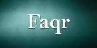 Faqr (Teachings)