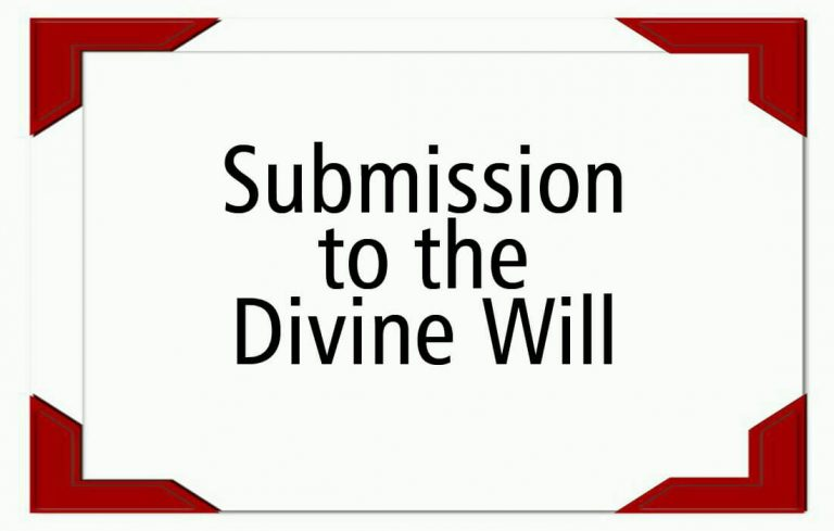 Submission-Divine-Will-tehreek