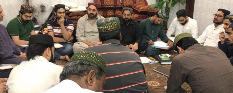 Administrative Committee, Tehreek Dawat e Faqr