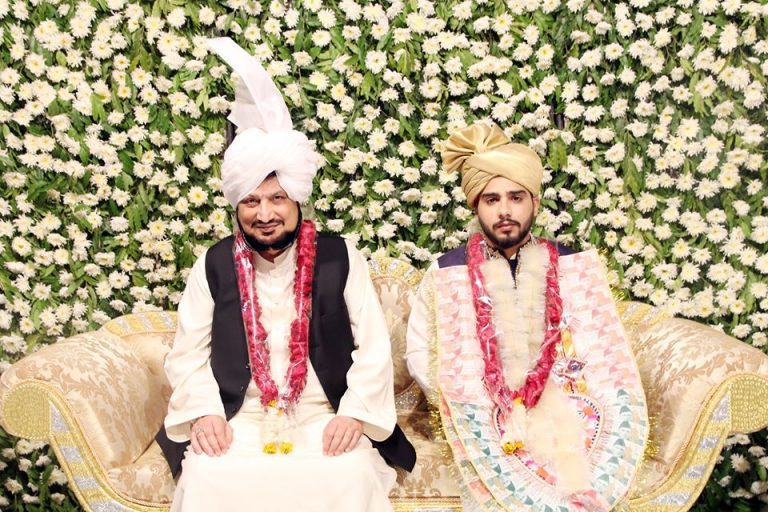 nikah ceremony sahibzada-sultan-mohammad-murtaza-najib