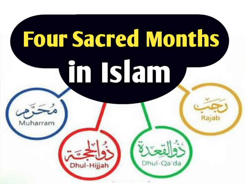 Sacred Months in Islam
