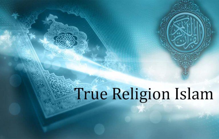 True Religion Islam